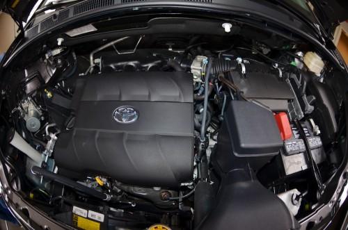 2013 Toyota Sienna  DS292397 Engine View