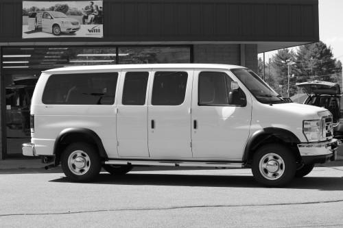 2013 Ford Tuscany Wheelchair Van