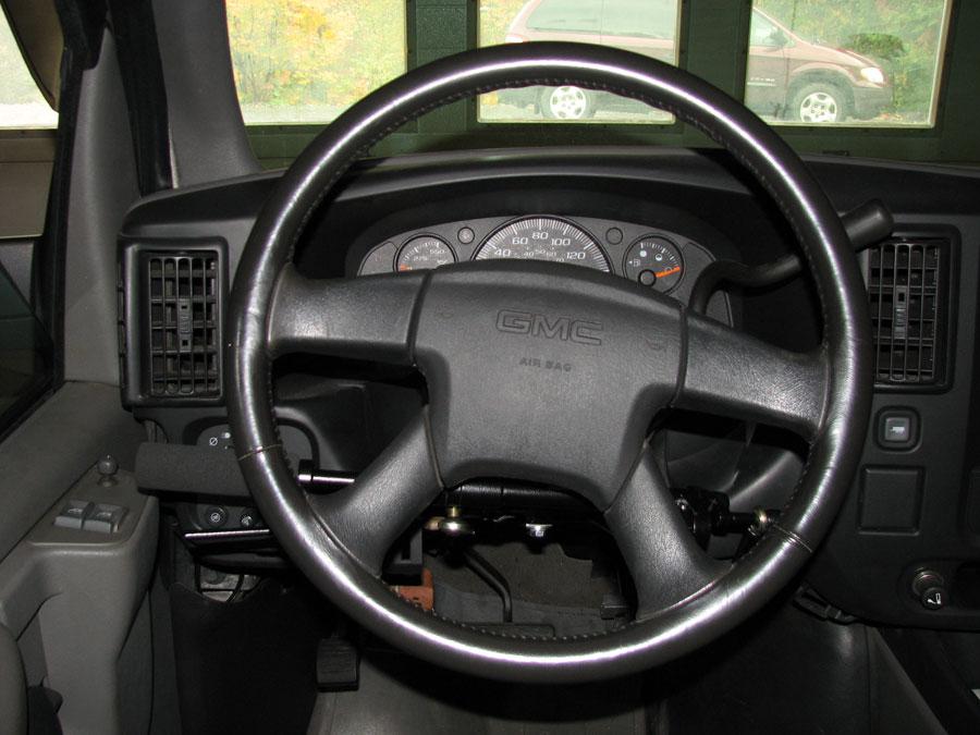 SureGrip Push:Twist Hand Control Driving Aid