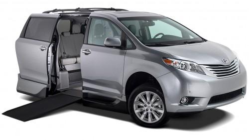 Toyota Sienna VMI Northstar