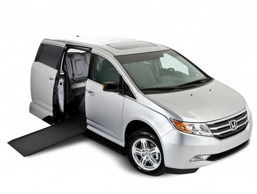 VMI Northstar Honda Odyssey