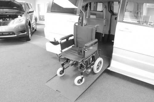 VMi New England Wheelchair Showroom