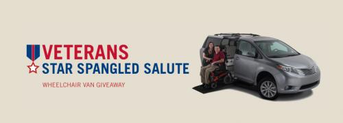 Veteran Wheelchair Van Boston MA