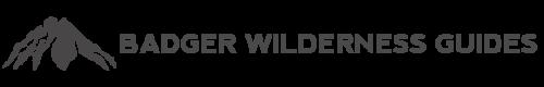 Badger Wilderness Guides