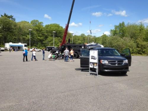 sullivan tire tuch a truck event