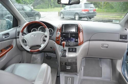 2005 Toyota Sienna XLE Limited Braun Entervan 5S383443 Front Seat