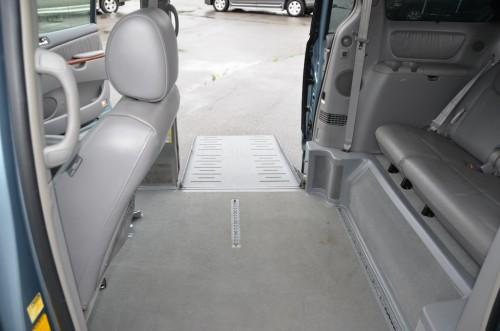 2005 Toyota Sienna XLE Limited Braun Entervan 5S383443 Ramp