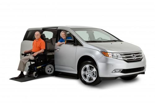 Wheelchair Van Boston, MA