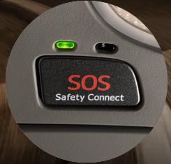 Toyota Sienna Safety Connect®