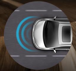 Toyota Sienna Dynamic Radar Cruise Control