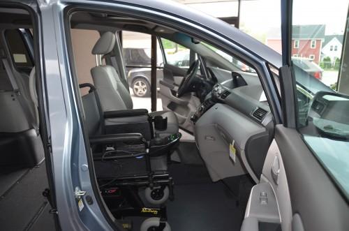 Honda VMI Wheelchair Van
