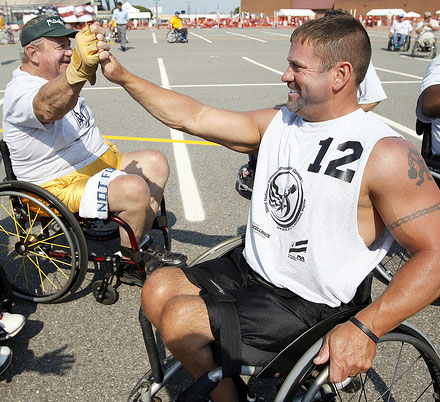 discover- the national veterans wheelchair games wheelchair vans newenglandwheelchairvan.com