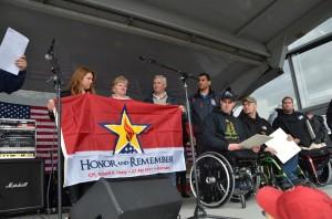 Honor & Remember Wounded Vet Run