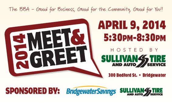 The Bridgewater Business Association 2014 meet & greet