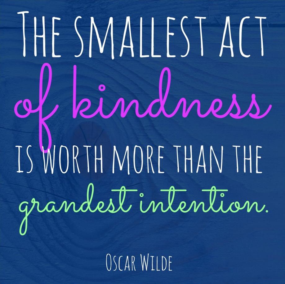 7 Random Acts of Kindness Ideas