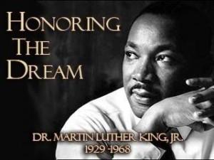 Honoring The Dream - MLK Jr. 2015