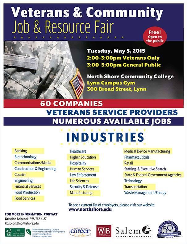 Veterans & Community Job & Resource Fair